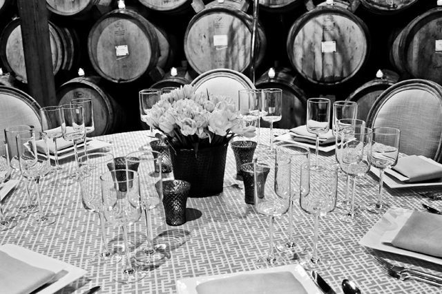 V sattui winery blueprint studios roar events the barrell room can hold up to 250 guests you can have an intimate dining experience for 16 in the gold room the outdoor terrace can hold up to 30 malvernweather Image collections