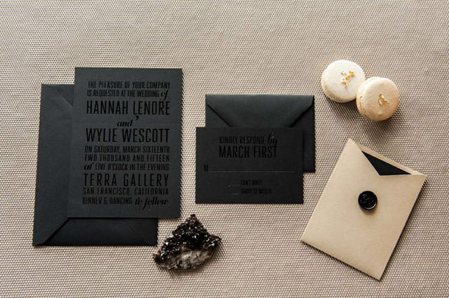 a moody table simple invites roar events