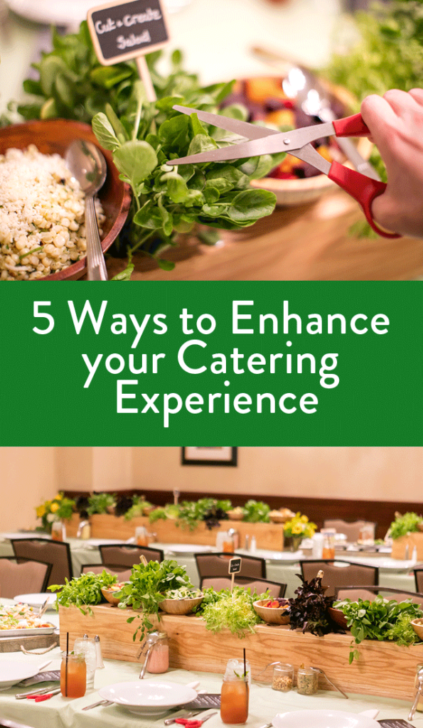 5 Ways to Elevate Your Catering Experience at Corporate Events