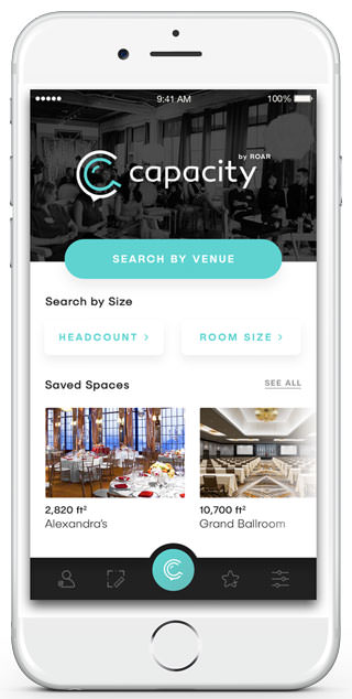 Capacity By Roar The Meeting Space Calculator Every Event Planner Needs Roar Events