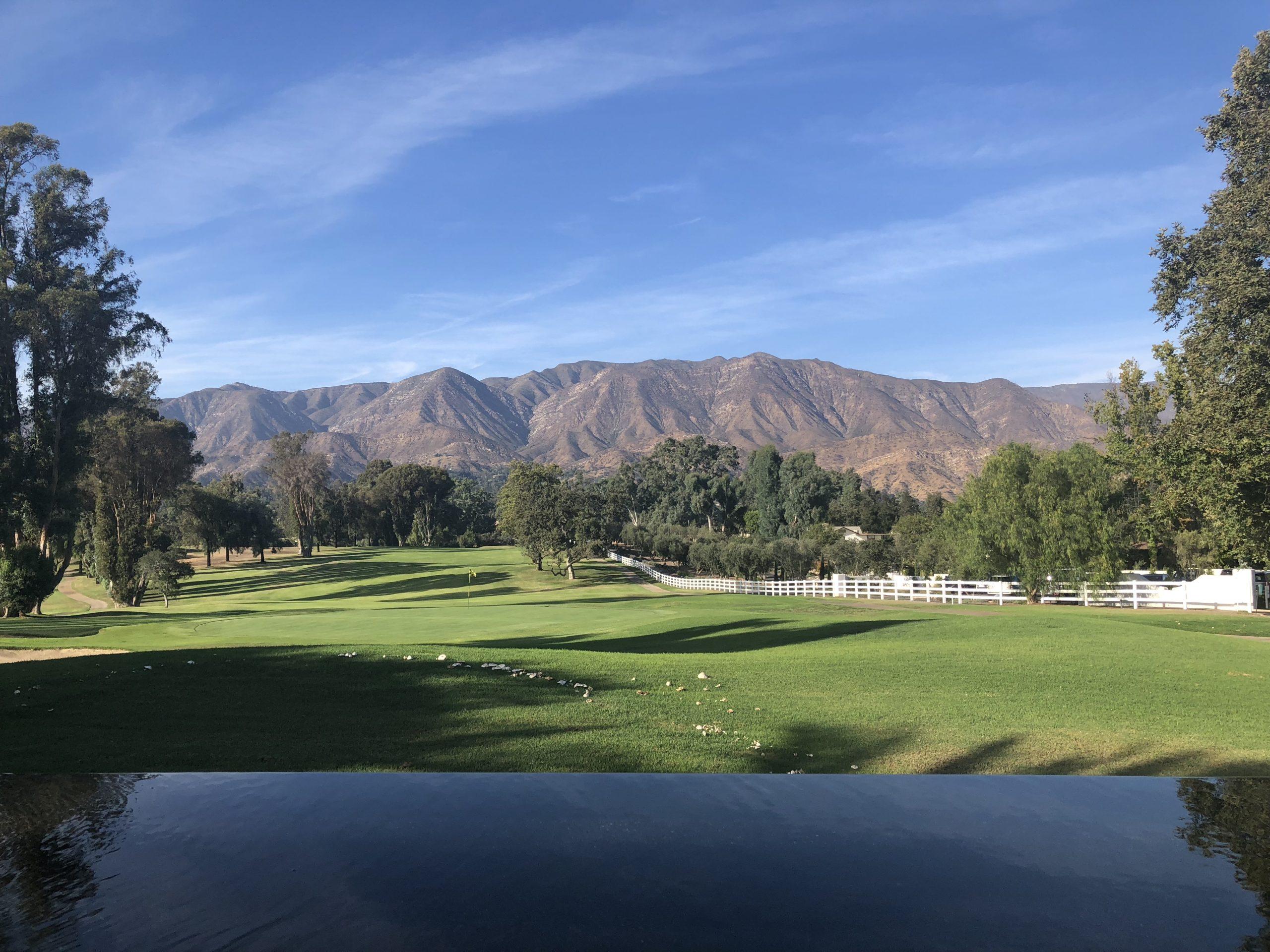 Ojai Valley Inn, Ojai California